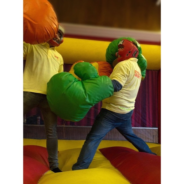 Bouncy boxing buk027