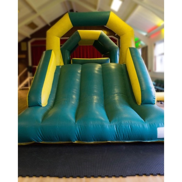 Obstacle course netted buk038